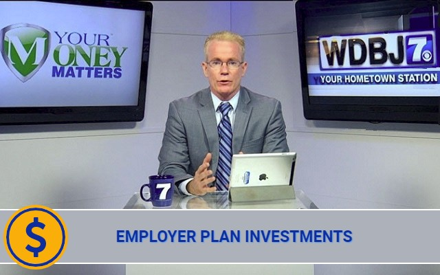 Employer Plan Investments