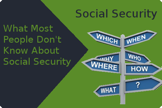Your Money Matters Monday: What You Don't Know About Social Security
